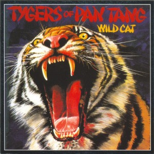 tygers of pan tnag-wild cat cover