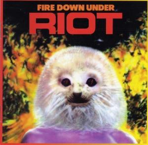 Riot-fire down under