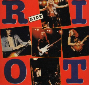 Riot live EP
