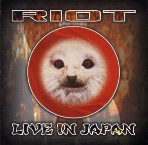 Riot-Live in Japan