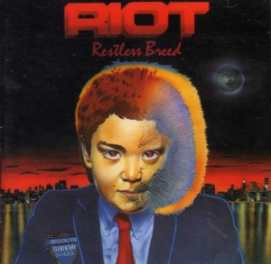 Riot-Restless Breed
