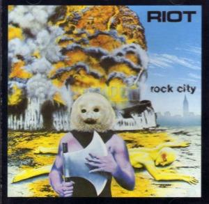 Riot-Rock City