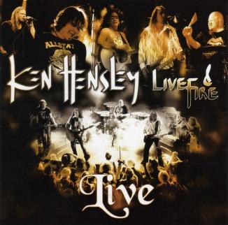 ken hensley-live & fire