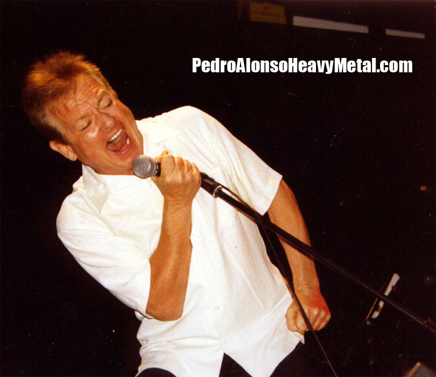 graham bonnet-barcelona 2001 pedroa alonso
