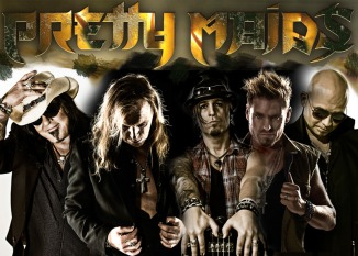 Pretty Maids Motherland Live 2013